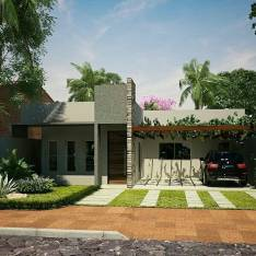 Construcción de casas edificios