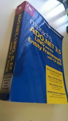 Libro Ado net 3.5 Linq And The Entity Framework With