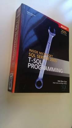Libro Inside Microsoft SQL Server 2005 T-SQL Programming
