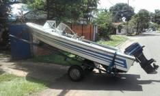 Embarcacion completa
