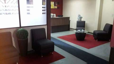 Silla para manicura mertxe for Muebles de oficina 77