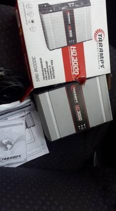 Amplificador taramp.s hd 3000