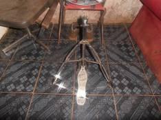 Pedal para batería acústica