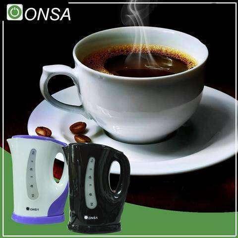 Hervidora eléctrica para agua de plástico ONSA DA-O53 - 2