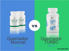 Quemador Normal vs Quemador Turbo
