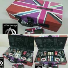 Caja de maquillajes