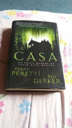 "Libro ""La Casa"" de Frank Peretti-Ted Dekker"
