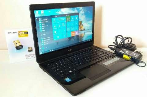 Notebook Acer aspire e1 de 14 pulgadas core i3