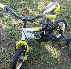 Bicicleta caloi para niño