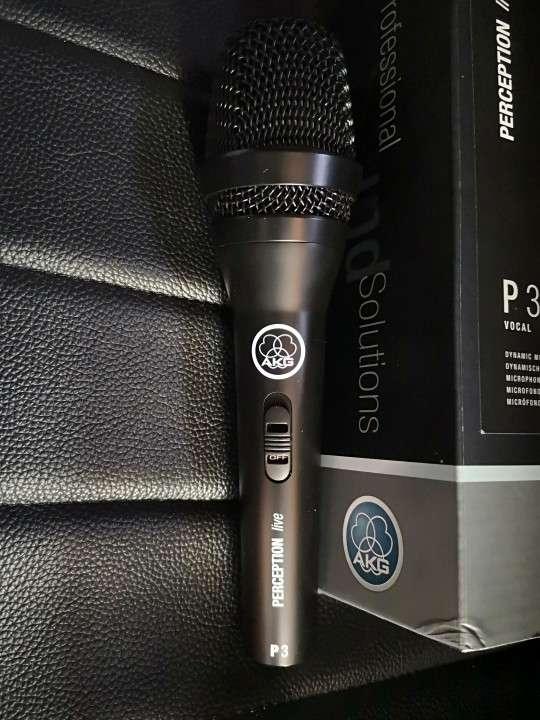 Micrófono Akg p3 S nuevo - 2