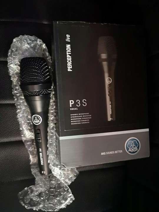 Micrófono Akg p3 S nuevo - 1