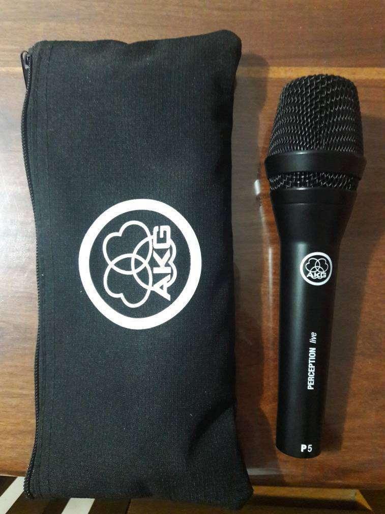 Micrófono Akg p3 S nuevo - 0