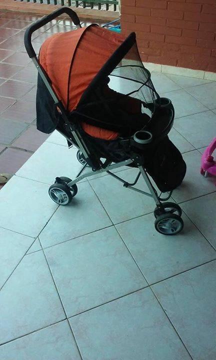 Carrito y andador veronica cabrera - Carrito andador bebe ...