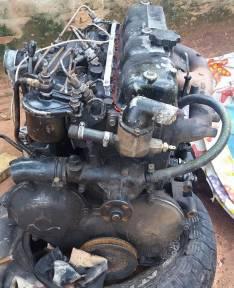 Motor con Caja Camioncito Toyoace