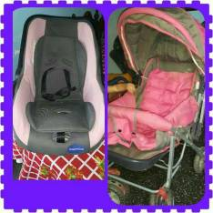 Baby seat y carrito