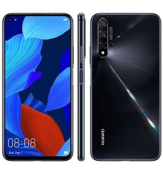 Huawei Nova 5t 8 gb ram nuevos - 0