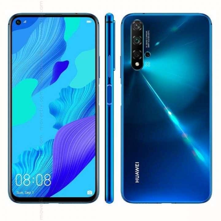 Huawei Nova 5t 8gb ram - 0