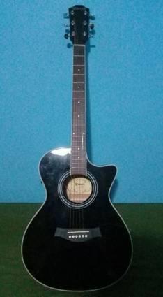 Guitarra Electro-acustico Quest