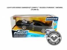 Colección de autos de Rápido y Furioso