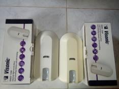 Dos Sensorers Antimasking Visonic