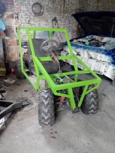 Mini UTV casero motor 150 cc