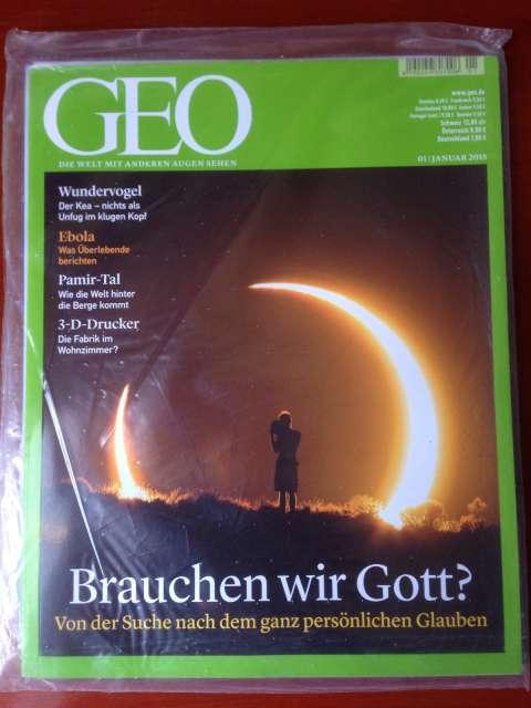 Geo Asugabe Deutsch