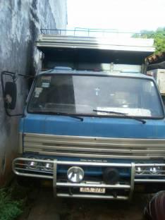 Mazda para 5 toneladas 1989