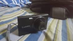 Cámara fotográfica Panasonic Lumix L