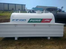 Tanque de combustible de 10.000 litros