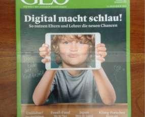 GEO deutsche Ausgabe 12/2014