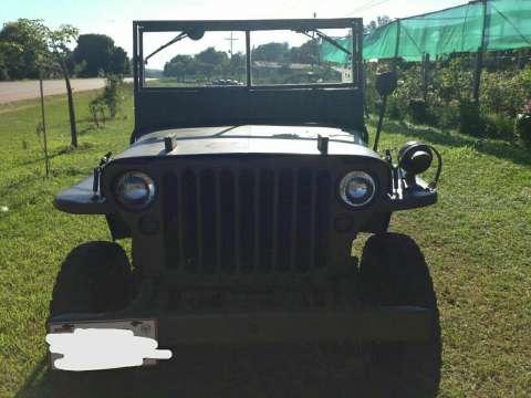 Jeep MB 1942