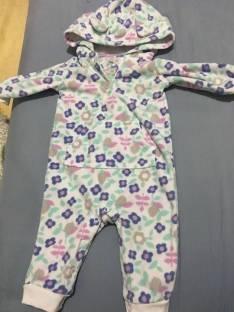Osito para nena de 3/6 meses