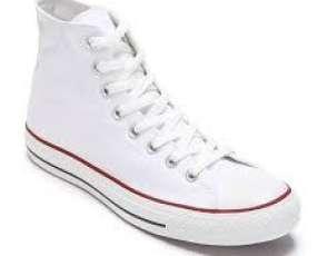 Champion tipo Converse caño alto calce 40
