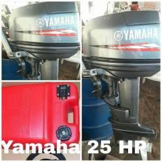 Motor Yamaha 25 Hp 2 Tiempos