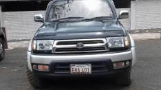 Toyota Hilux Surf 1996 motor 1kz automático