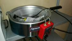 Fritadora eléctrica