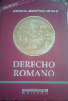 Libro Derecho Romano