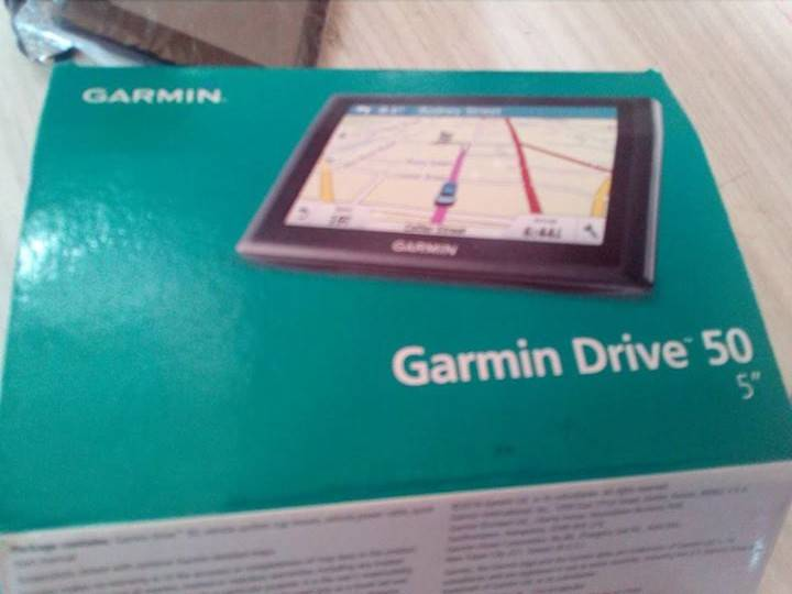 how to use garmin drive 50