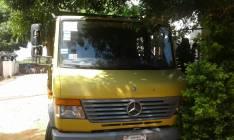 Mercedes Benz 814 2001