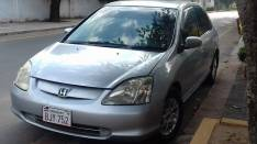 Honda Civic Hatchback 2000