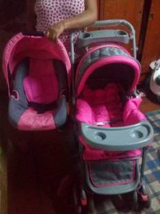 Carrito y baby seat