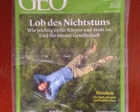 GEO deutsche Ausgabe 8/2014