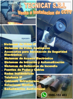 Instalación de CCTV