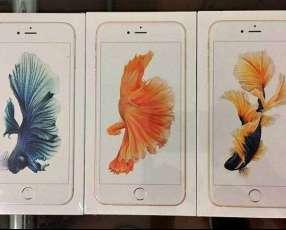 iPhone 6s Plus de 64 gb nuevos en caja