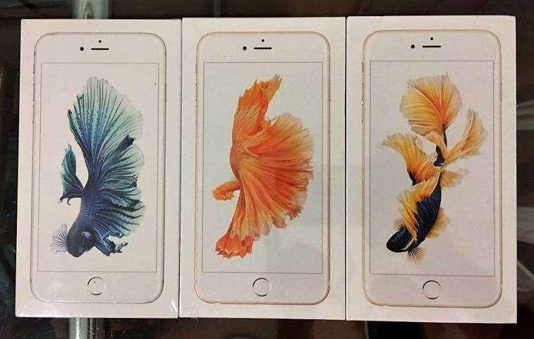 iPhone 6s Plus de 64 gb nuevos en caja - 0
