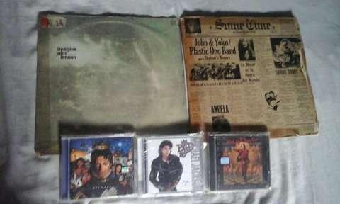 Discos originales y vinilos