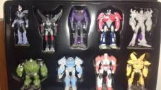 Colección de Transformers Prime
