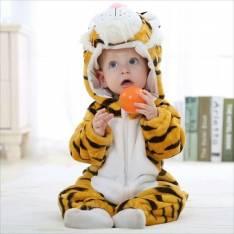 Enterizo de tigre