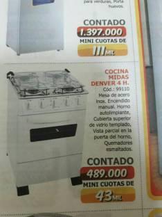 Cocina Midas