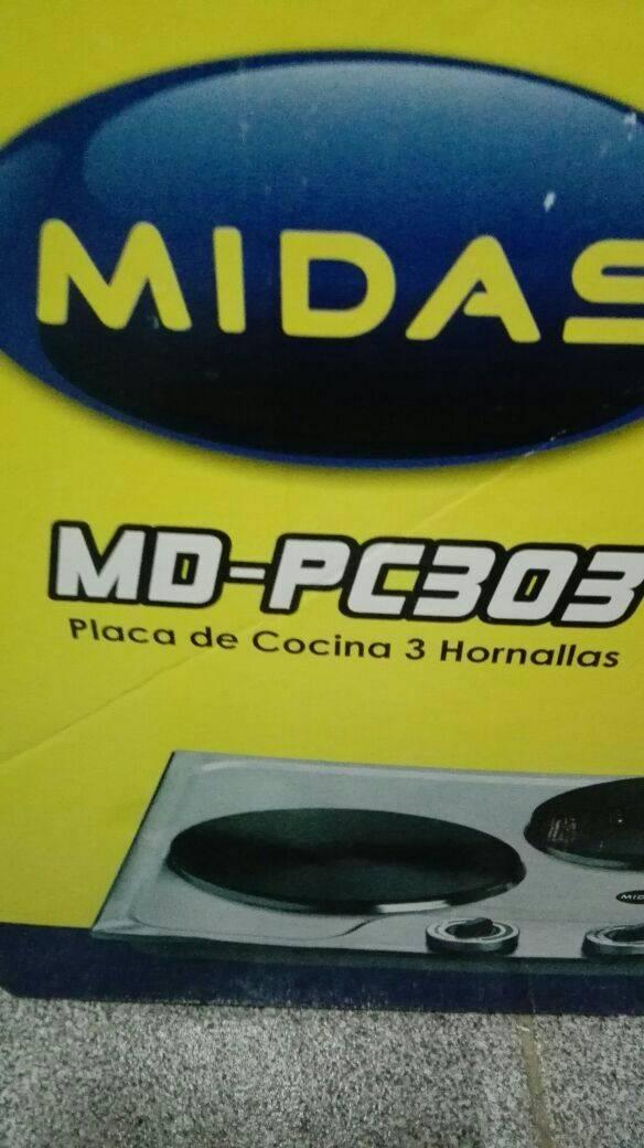 Cocina placa el ctrica 3 hornallas joseclaro id 318727 - Placa electrica cocina ...